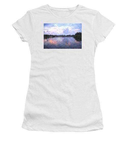 Rotonda River Roriwc Women's T-Shirt (Athletic Fit)