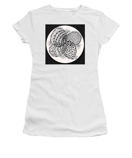 Round And Round Women's T-Shirt