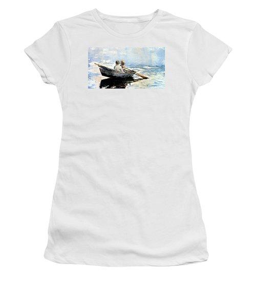Rowing The Boat Women's T-Shirt