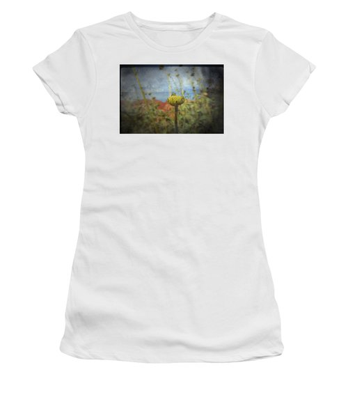 Women's T-Shirt (Junior Cut) featuring the photograph Runt  by Mark Ross