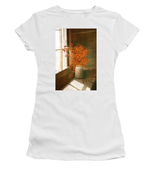 Rustic Bouquet Women's T-Shirt (Athletic Fit)