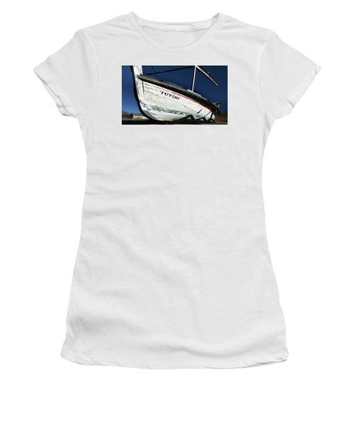 S. S. Tutshi Women's T-Shirt (Athletic Fit)