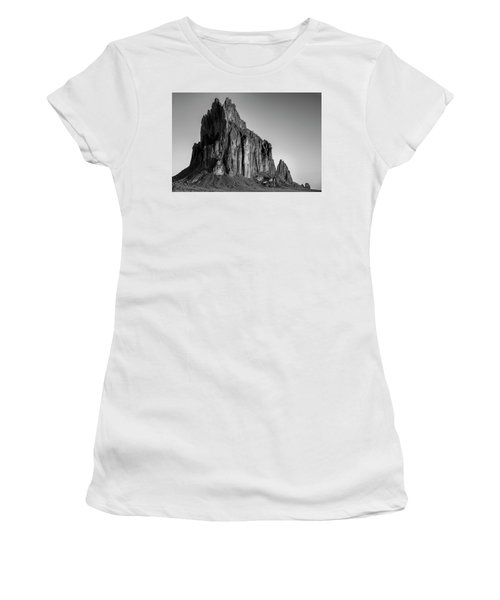 Women's T-Shirt (Junior Cut) featuring the photograph Sacred Glow II by Jon Glaser