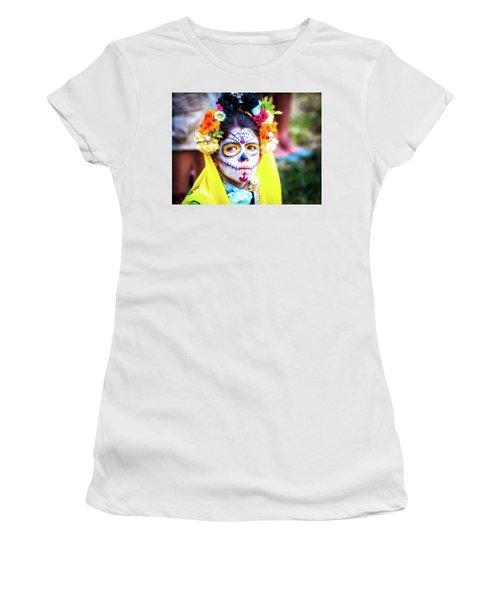 Sad Eyes Women's T-Shirt