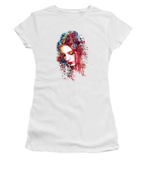 Sad Woman Women's T-Shirt