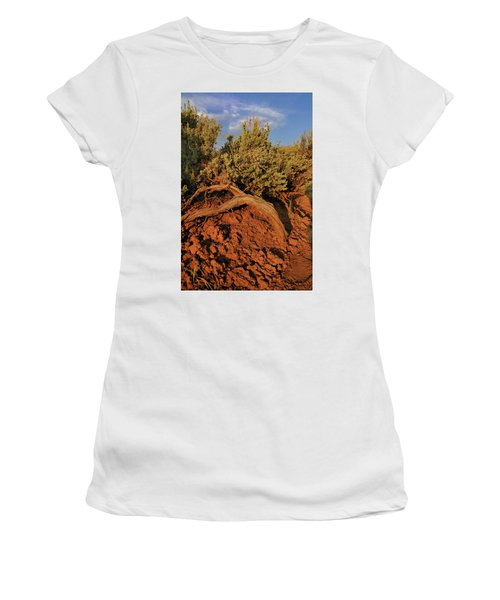 Sagebrush At Sunset Women's T-Shirt