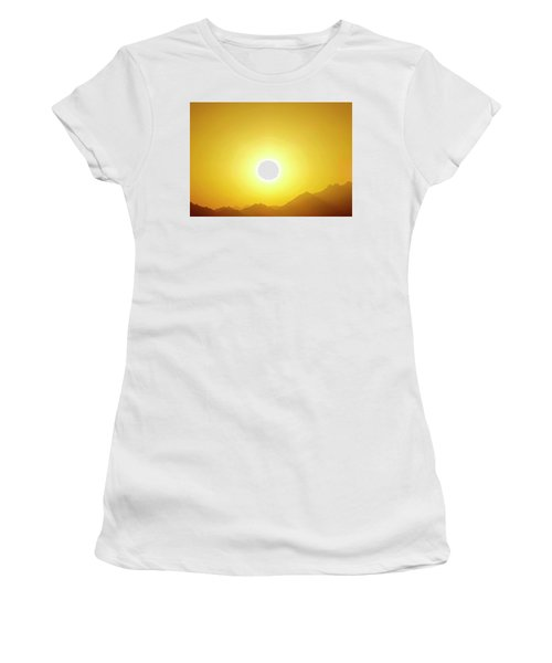 Sahara Sunset 2 Women's T-Shirt