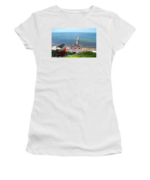 Saltburn Pier Women's T-Shirt