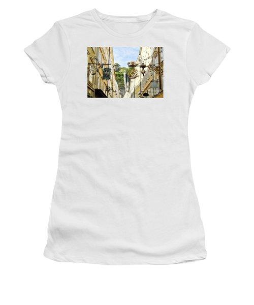 Salzburg Shopping Women's T-Shirt
