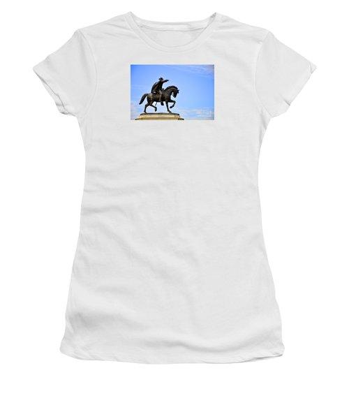 Sam Houston Women's T-Shirt (Athletic Fit)