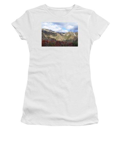 San Gabriel Mountains National Monument Women's T-Shirt