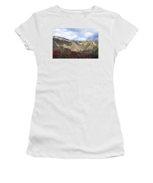 San Gabriel Mountains National Monument Women's T-Shirt