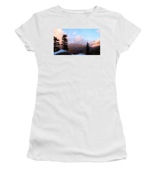 San Jacinto Mountains 2 - California Women's T-Shirt