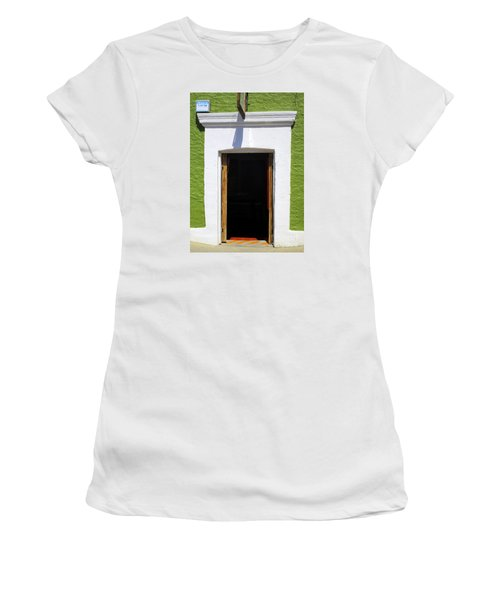 San Jose Del Cabo Door 7 Women's T-Shirt (Athletic Fit)