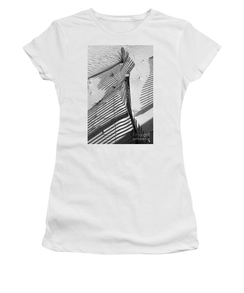 Sand And Sun Women's T-Shirt (Athletic Fit)