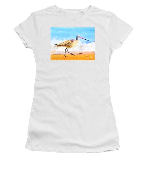 Sand Between My Toes ... Women's T-Shirt