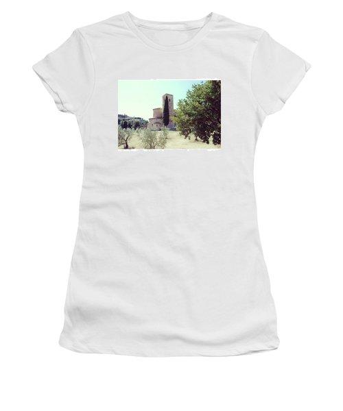 Abbey Of Sant'antimo Women's T-Shirt