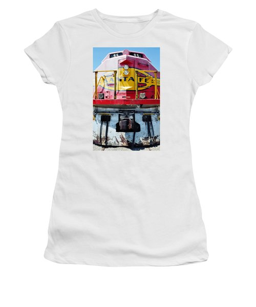 Sante Fe Railway Women's T-Shirt