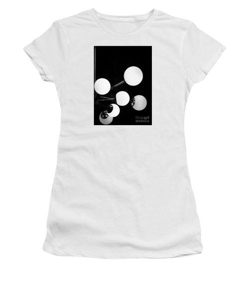 Satellite Moons Women's T-Shirt (Athletic Fit)