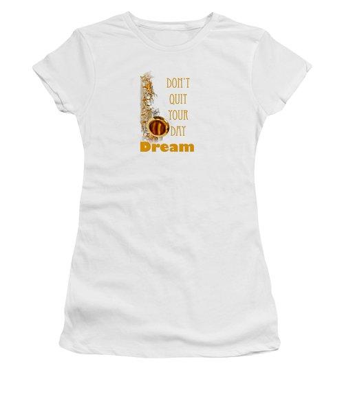 Saxophone Fine Art Photographs Art Prints 5019.02 Women's T-Shirt