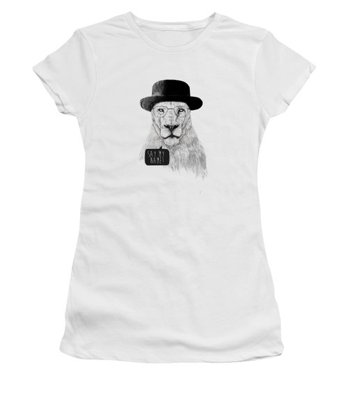 Say My Name Women's T-Shirt