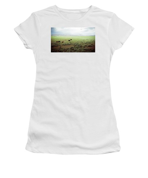 Scared Up Women's T-Shirt