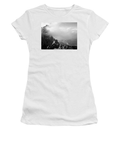 Schaffberg Cliff Face Women's T-Shirt
