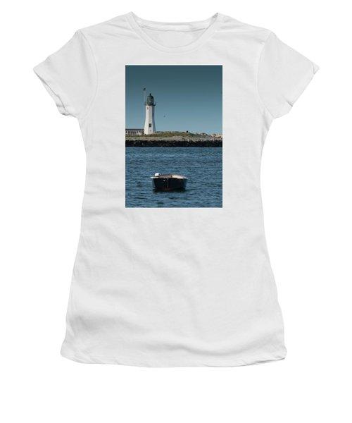 Scituate Lighthouse Women's T-Shirt
