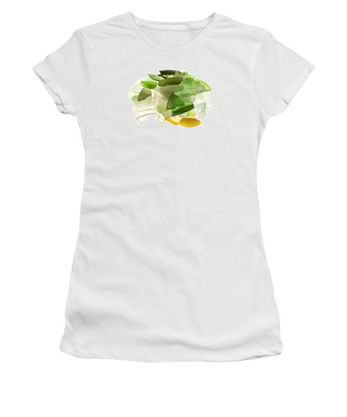 Sea Glass Women's T-Shirt