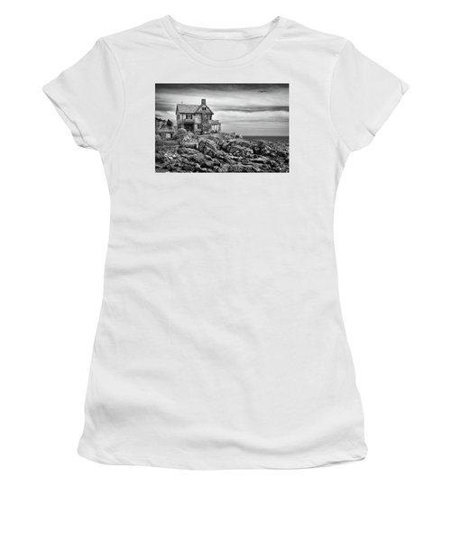 Sea Overlook Women's T-Shirt (Athletic Fit)