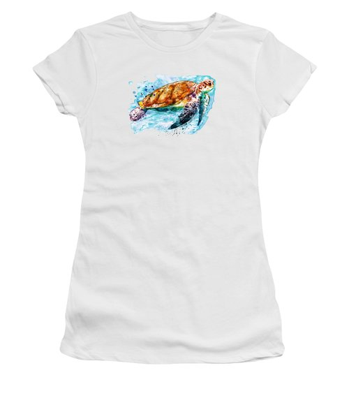 Sea Turtle  Women's T-Shirt