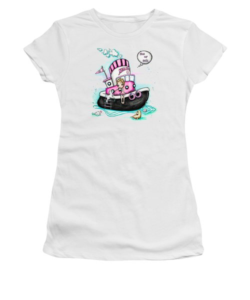 Seal Love Women's T-Shirt (Athletic Fit)
