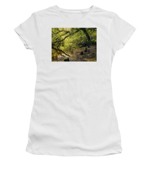 Secluded Sanctuary Women's T-Shirt