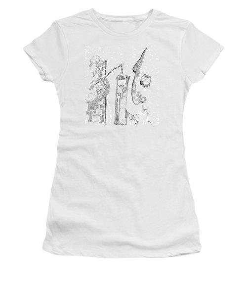 Secrets Of The Engineers Women's T-Shirt