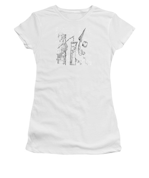 Secrets Of The Engineers Women's T-Shirt