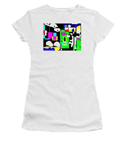 Secrets Of The Sea Women's T-Shirt (Athletic Fit)