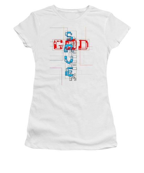 Seek, The Saving God Women's T-Shirt