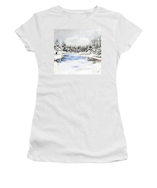 Seeley Montana Winter Women's T-Shirt