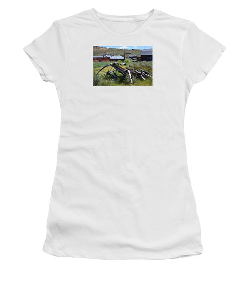Seen Better Days Women's T-Shirt (Athletic Fit)