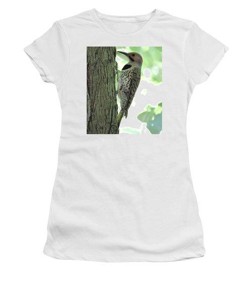 September Flicker Women's T-Shirt (Junior Cut) by Peg Toliver