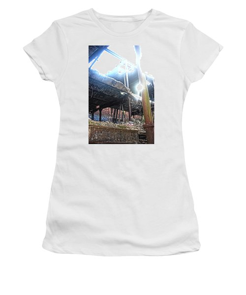 Several Floors Women's T-Shirt (Athletic Fit)