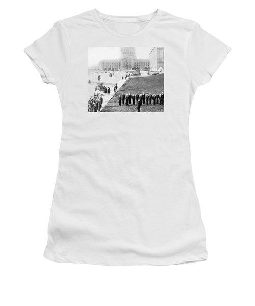 Sf Influenza Hospital Women's T-Shirt