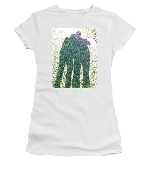 Shadow In The Meadow Women's T-Shirt