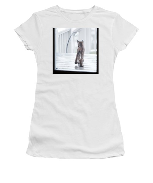 Shake It Off Women's T-Shirt (Athletic Fit)