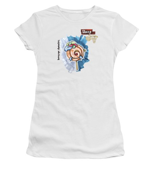 Sheep Horoscope Women's T-Shirt