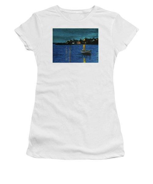 Sheshatshiu Women's T-Shirt (Athletic Fit)