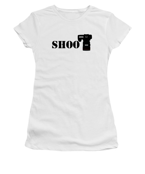 Shoot Women's T-Shirt (Athletic Fit)