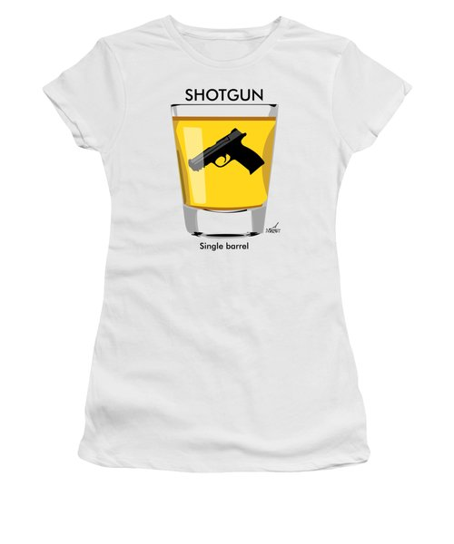 Shotgun Women's T-Shirt (Athletic Fit)