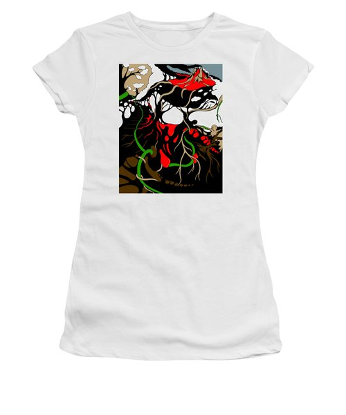 Sideshow Women's T-Shirt (Athletic Fit)