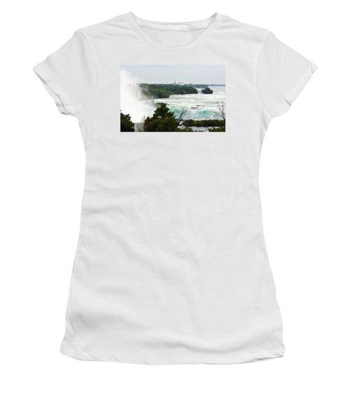 Sideview Mist Women's T-Shirt